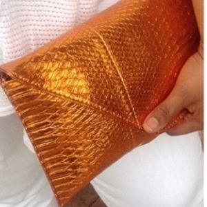 Woman's clutch bag